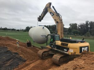2018 Irrigation Project
